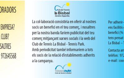 CAMPANYA ESTABLIMENTS COL·LABORADORS
